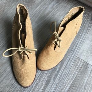 Anthropologie Seychelles Ankle Boots